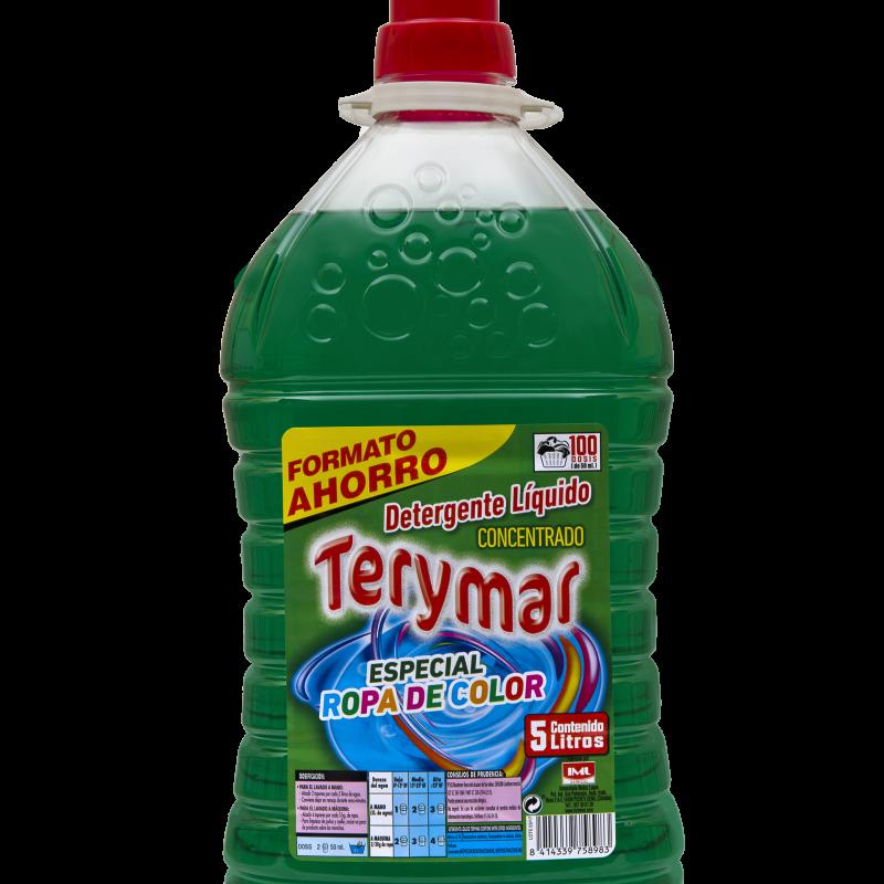 Detergente Especial Ropa De Color 5L