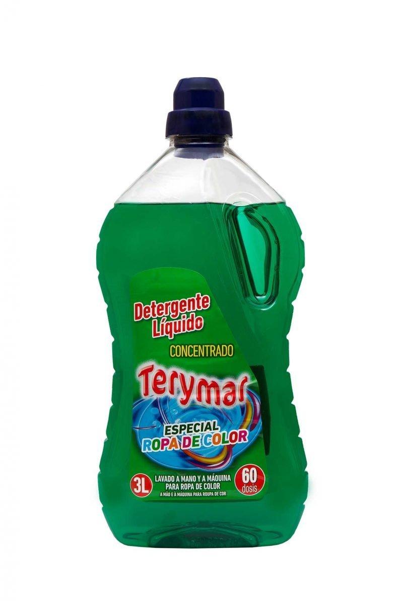 Detergente Especial Ropa De Color 3L