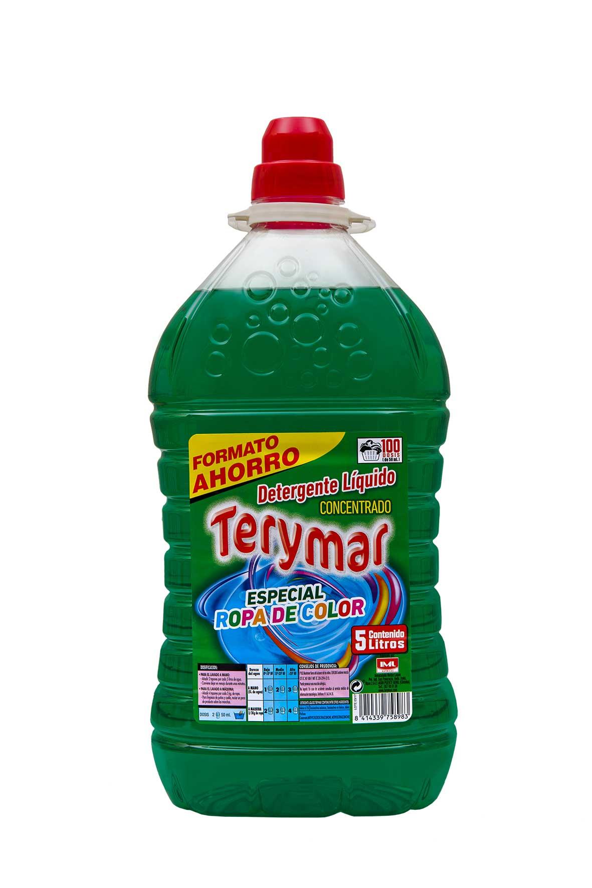 Detergente Especial Ropa De Color 1L