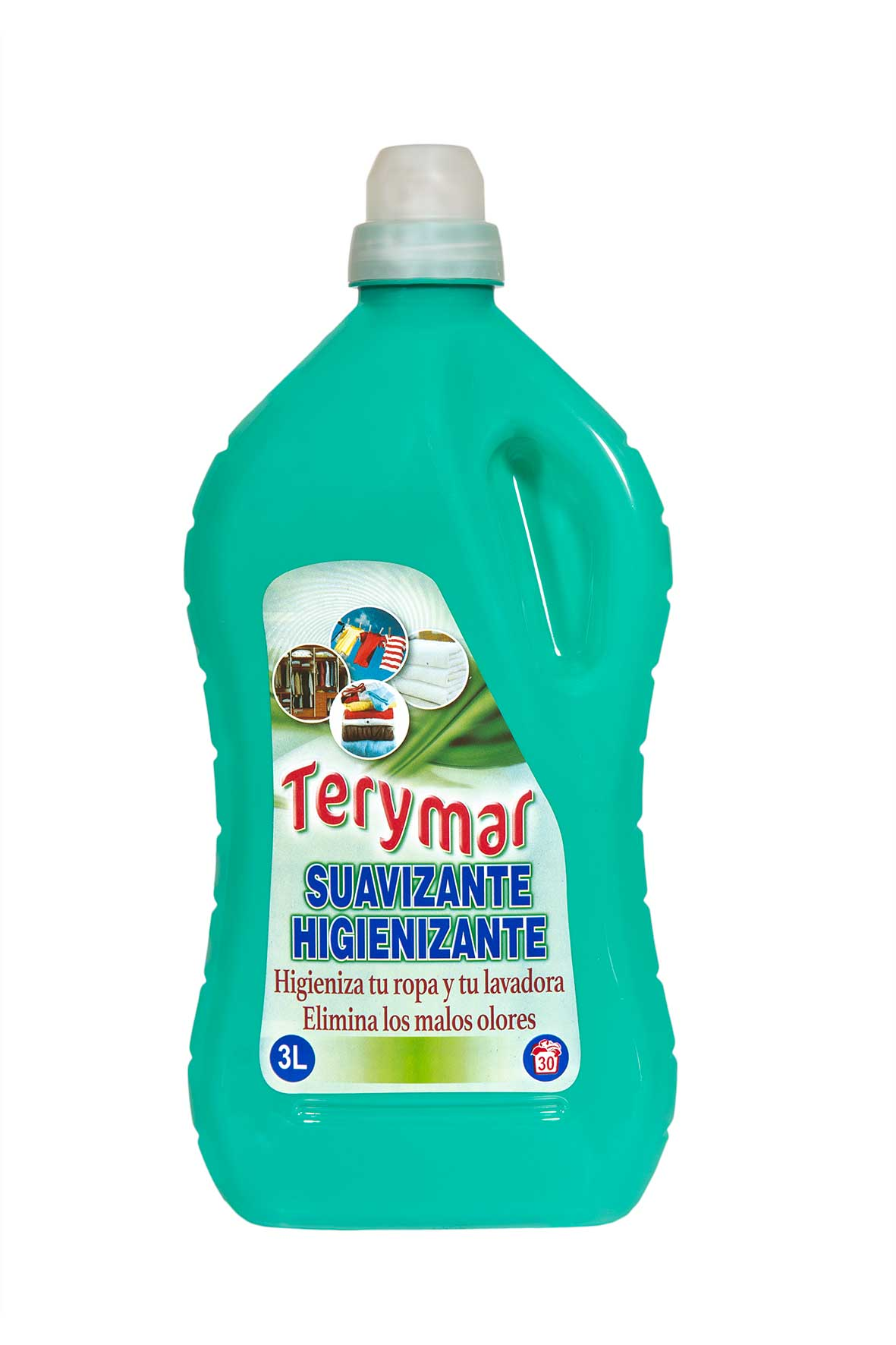 Suavizante Higienizante 3L