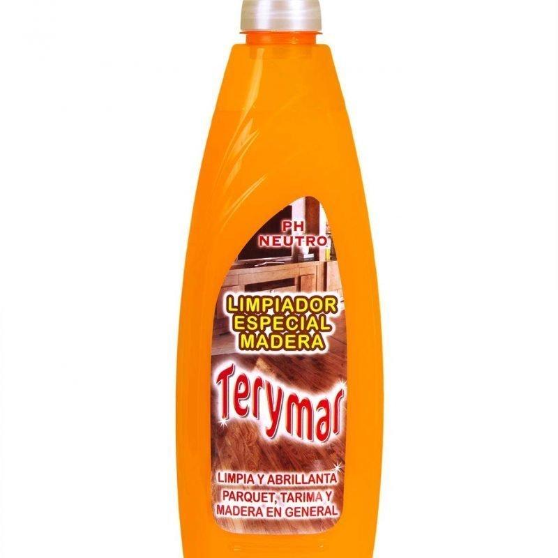 Limpiador Especial Madera 900 ml