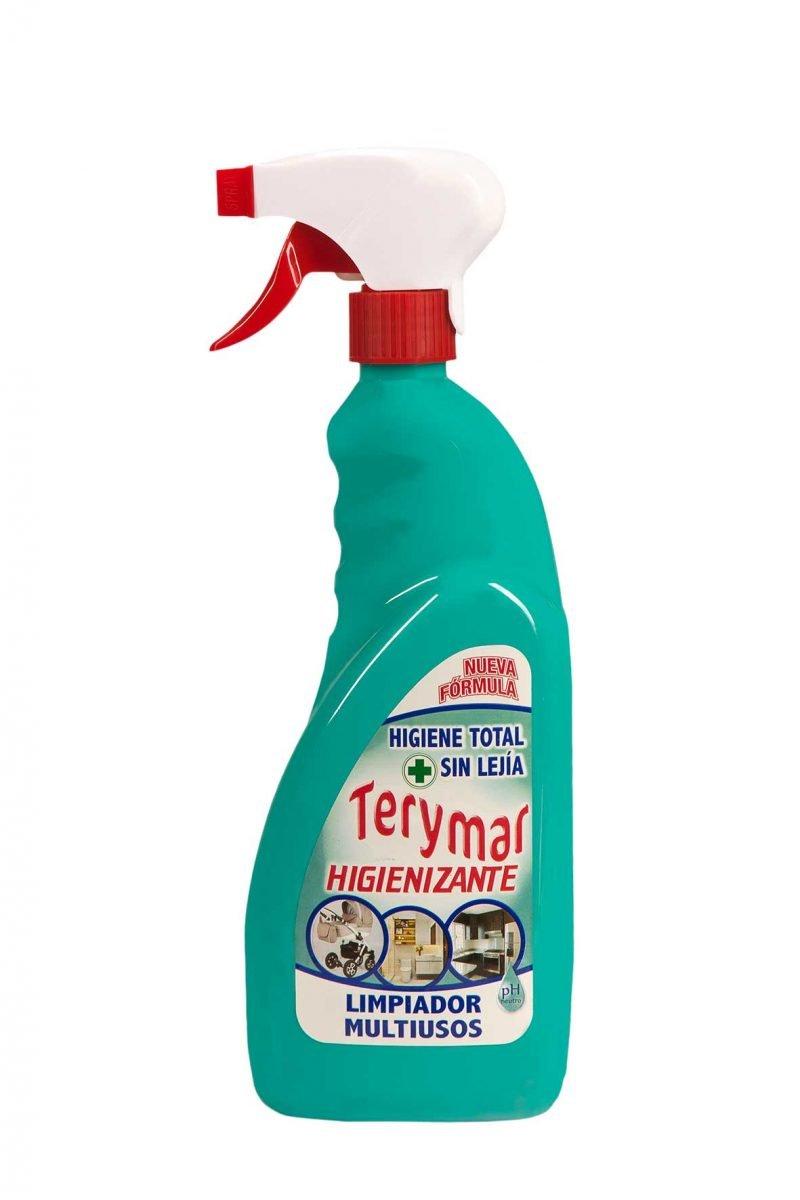 Higienizante Limpiador Multiusos 750ml