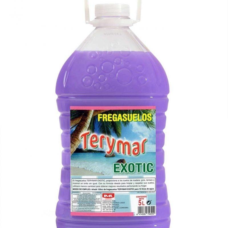 Fregasuelos Exotic 5L